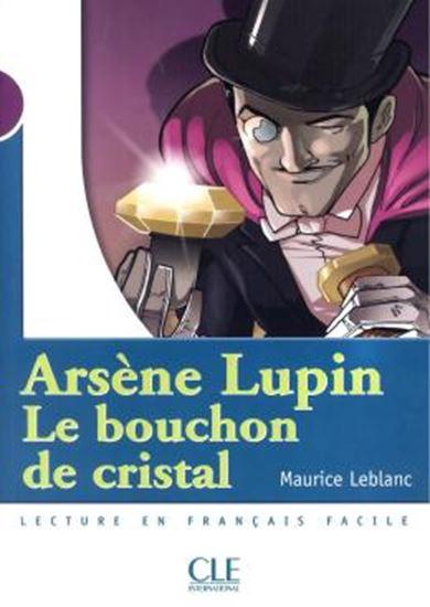 Picture of ARSENE LUPIN,  LE BOUCHON DE CRISTAL (NIVEAU 1)