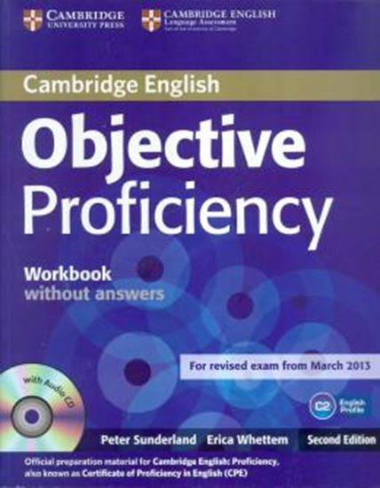 Picture of OBJECTIVE PROFICIENCY WORKBOOK -  2ND ED