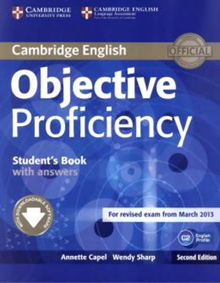 Picture of OBJECTIVE PROFICIENCY STUDENTS BOOK WITH ANSWERS - 2ND ED