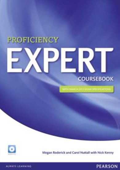 Picture of EXPERT PROFICIENCY COURSEBOOK AND AUDIO CD PACK