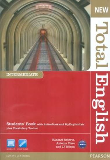 Picture of NEW TOTAL ENGLISH INTERMEDIATE 2 SB WITH ACTIVE BOOK CD-ROM E MYLAB
