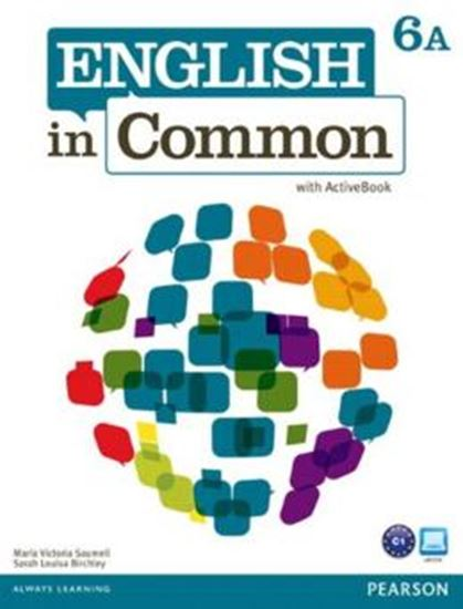 Picture of ENGLISH IN COMMON 6A SPLIT - STUDENT´S BOOK WITH ACTIVEBOOK AND WORKBOOK