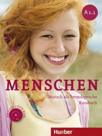 Picture of MENSCHEN A1/1 - KURSBUCH MIT DVD-ROM
