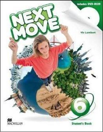 Picture of NEXT MOVE 6 STUDENTS BOOK WITH DVD-ROM