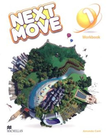 Picture of NEXT MOVE 1 WORKBOOK