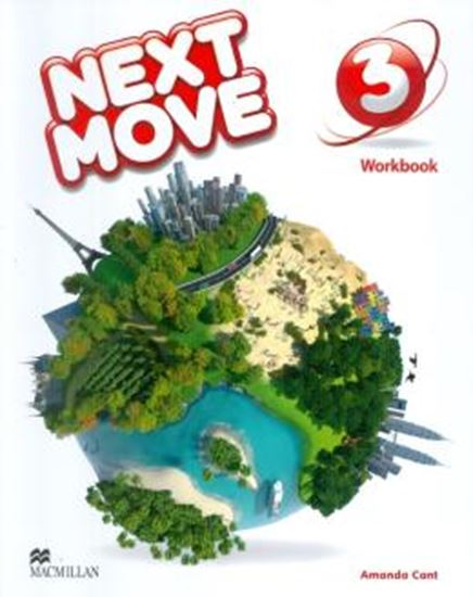 Picture of NEXT MOVE 3 WORKBOOK