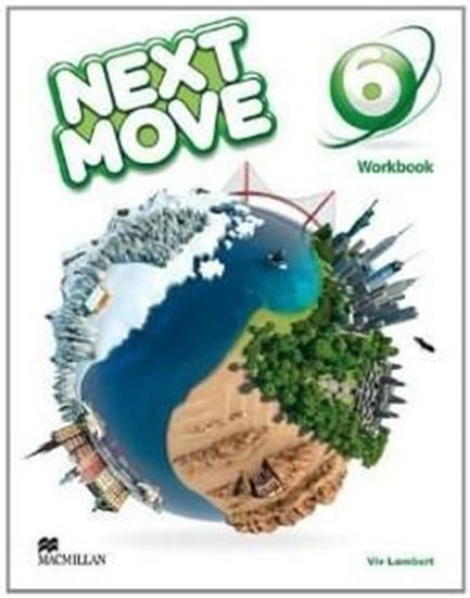 Picture of NEXT MOVE 6 WORKBOOK