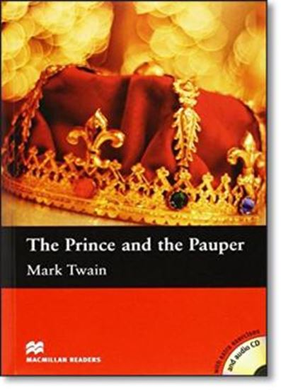 Picture of THE PRINCE AND THE PAUPER WITH CD - ELEMENTARY