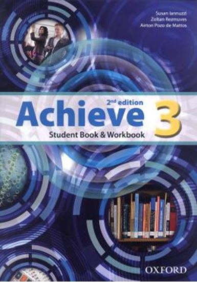 Picture of ACHIEVE 3 SB AND WB - 2ND ED