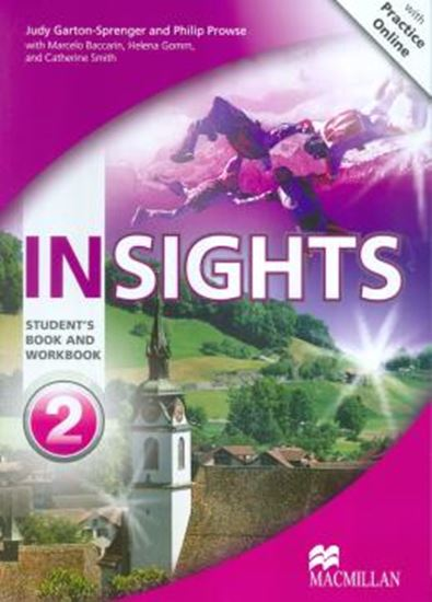 Picture of INSIGHTS 2 STUDENTS BOOK AND WORKBOOK