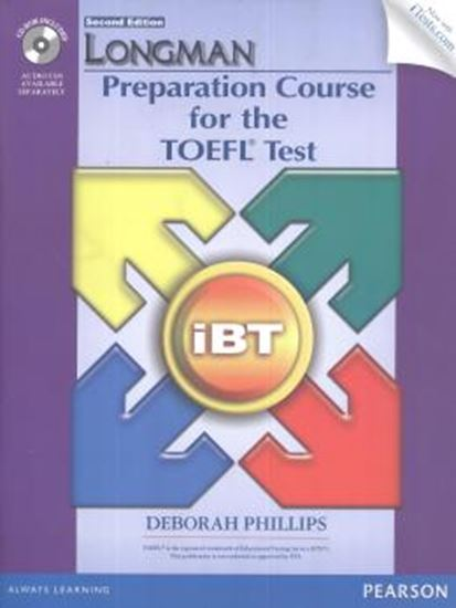 Picture of LONGMAN PREPARATION COURSE FOR THE TOEFL TEST IBT - 2ND ED