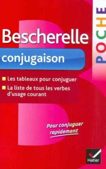 Picture of BESCHERELLE POCHE CONJUGAISON