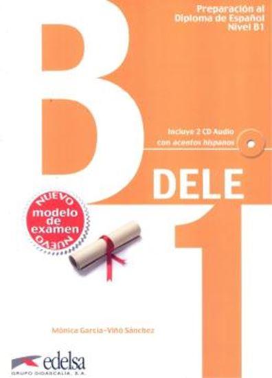 Picture of PREPARACION AL DIPLOMA - DELE B1 - INICIAL - LIBRO + CD N/E - NUOVA EDICION