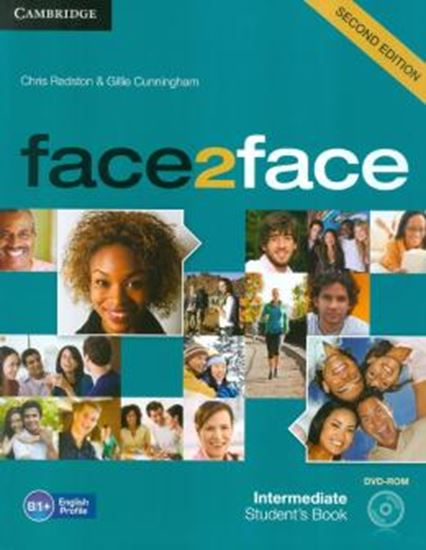 Picture of FACE2FACE INTERMEDIATE STUDENTS BOOK WITH DVD-ROM - 2ND ED