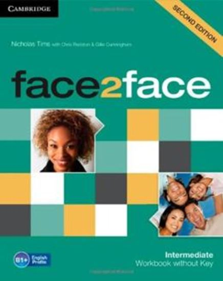 Picture of FACE2FACE INTERMEDIATE WORKBOOK WITHOUT KEY - 2ND ED