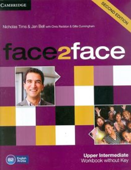 Picture of FACE2FACE UPPER INTERMEDIATE WORKBOOK WITHOUT KEY - 2ND ED