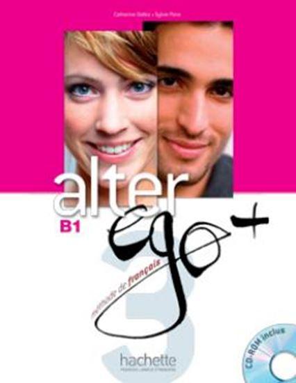 Picture of ALTER EGO + 3 - LIVRE DE L´ELEVE+ CD