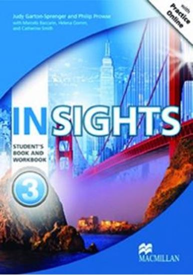 Picture of INSIGHTS 3 STUDENTS BOOK AND WORKBOOK