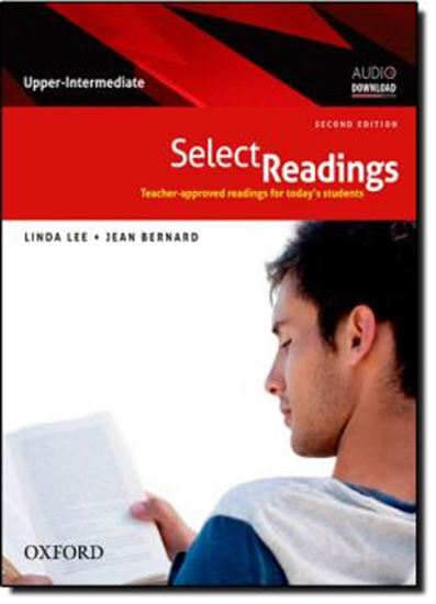 Picture of SELECT READINGS UPPER INTERMEDIATE STUDENT BOOK