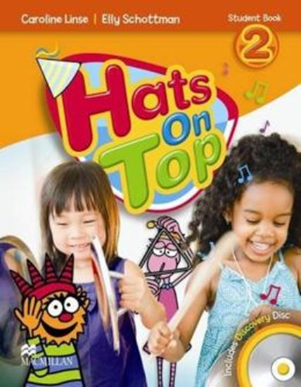 Picture of HATS ON TOP 2 STUDENTS BOOK AND DISCOVERY CD