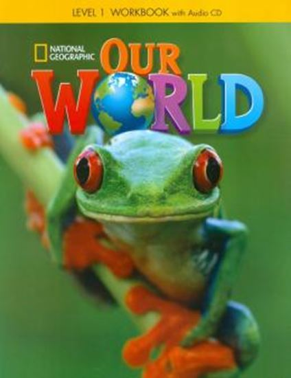 Picture of OUR WORLD 1 WORKBOOK AND AUDIO CD