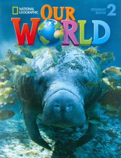 Picture of OUR WORLD 2 STUDENT BOOK WITH CD-ROM