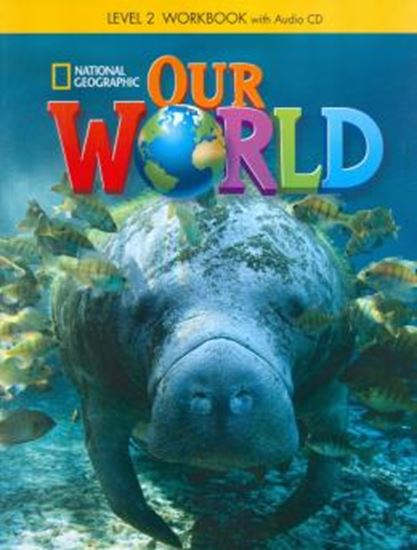 Picture of OUR WORLD 2 WORKBOOK WITH AUDIO CD