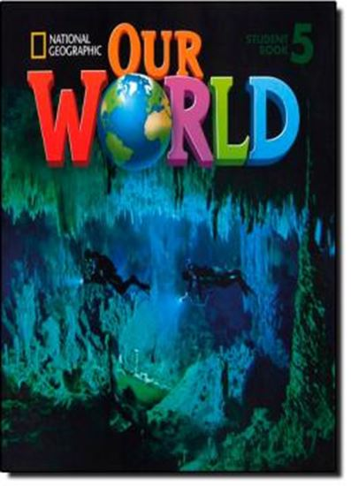 Picture of OUR WORLD 5 SB WITH CD-ROM