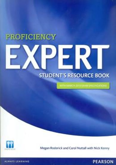 Picture of EXPERT PROFICIENCY SB RESOURCE WITH KEY