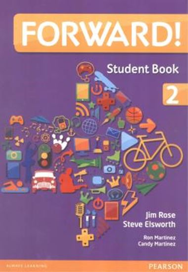 Picture of FORWARD 2 STUDENTS BOOK AND WORKBOOK WITH MULTI-ROM