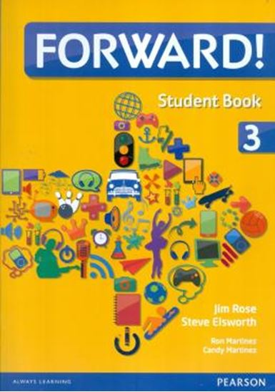 Picture of FORWARD 3 STUDENTS BOOK AND WORKBOOK WITH MULTI-ROM