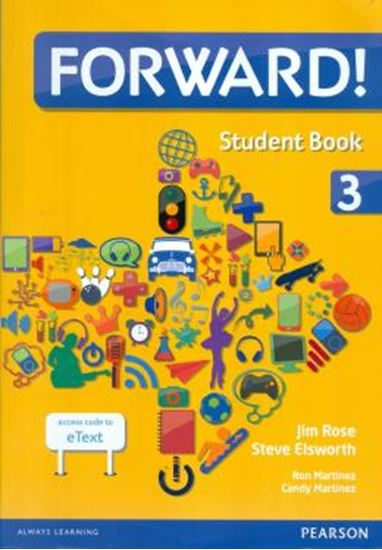Picture of FORWARD 3 STUDENTS BOOK AND WORKBOOK WITH MULTI-ROM WITH ETEXT