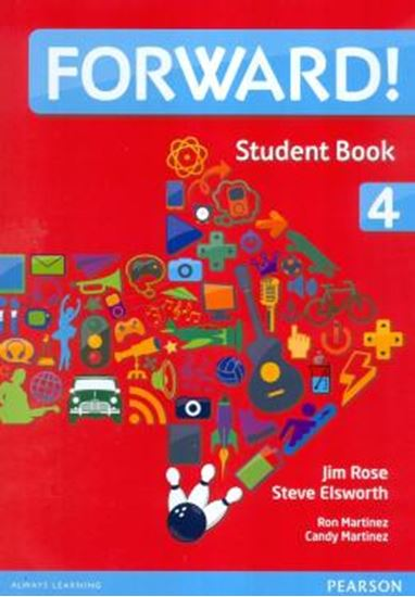 Picture of FORWARD 4 STUDENTS BOOK AND WORKBOOK WITH MULTI-ROM