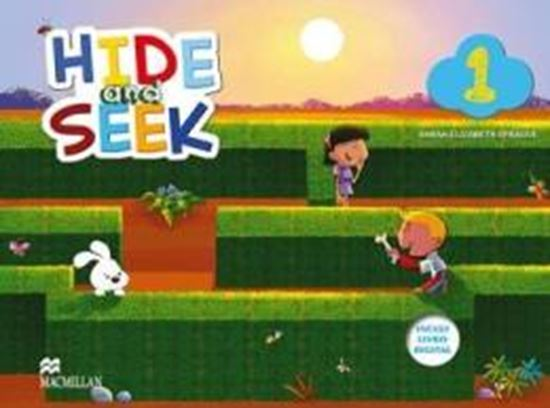 Picture of HIDE AND SEEK 1 STUDENTS BOOK WITH AUDIO CD AND DIGITAL BOOK