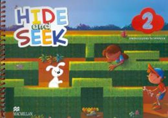Picture of HIDE AND SEEK 2 STUDENTS BOOK WITH AUDIO CD&DIGITAL BOOK