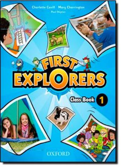 Picture of FIRST EXPLORERS 1 CLASS BOOK