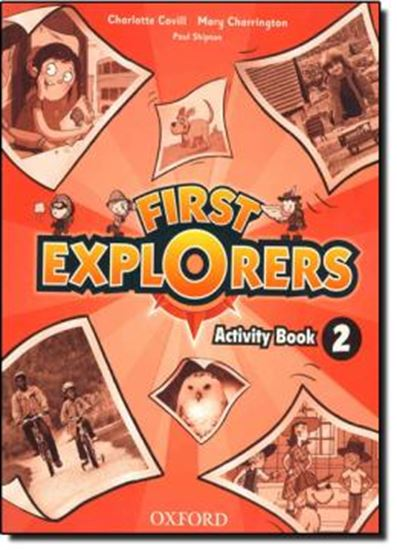 Picture of FIRST EXPLORERS 2 ACTIVITY BOOK