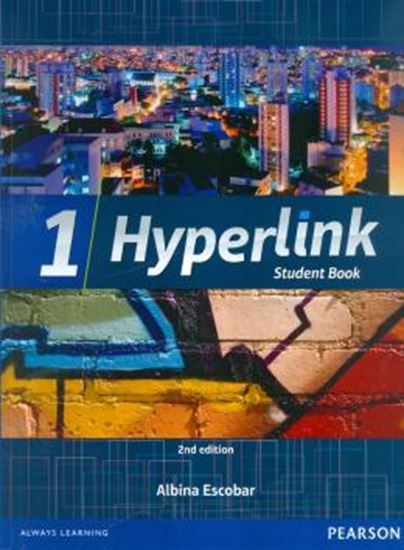 Picture of HYPERLINK 1 STUDENTS BOOK - 2ND ED