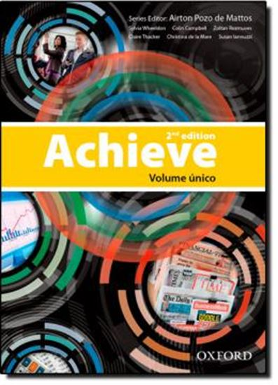 Picture of ACHIEVE STUDENTS BOOK AND WORKBOOK VOLUME UNICO - 2ND ED
