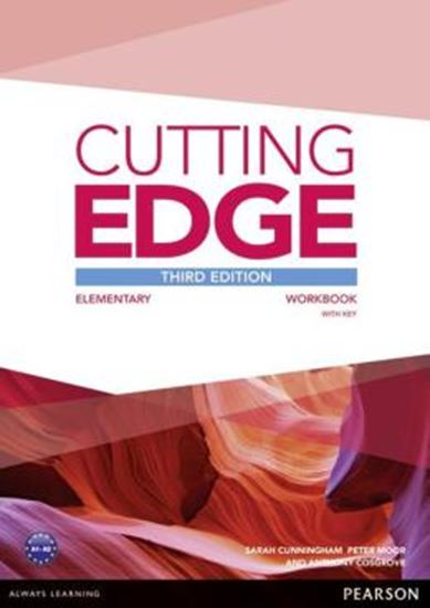 Picture of CUTTING EDGE ELEMENTARY WORKBOOK (WITH KEY) - 3RD ED