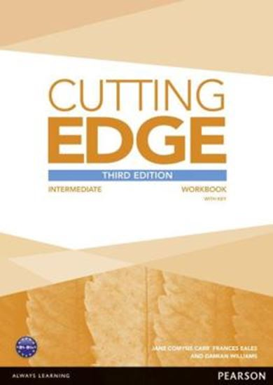 Picture of CUTTING EDGE INTERMEDIATE WORKBOOK (WITH KEY) - 3RD ED
