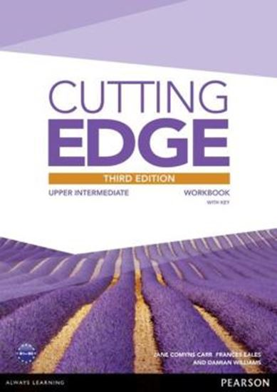 Picture of CUTTING EDGE UPPER INTERMEDIATE WORKBOOK (WITH KEY) - 3RD ED