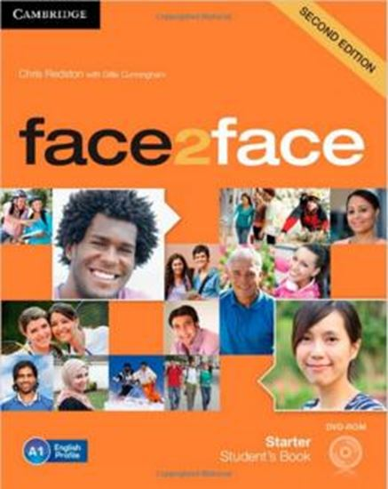 Picture of FACE2FACE STARTER STUDENTS BOOK WITH DVD-ROM - 2ND ED
