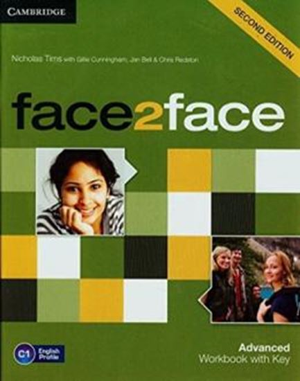 Picture of FACE2FACE ADVANCED 2ED WORK BOOK WITH KEY