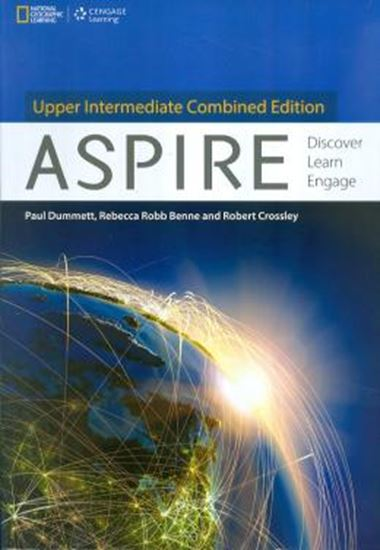Picture of ASPIRE UPPER-INTERMEDIATE - COMBINED & REVISED EDITION