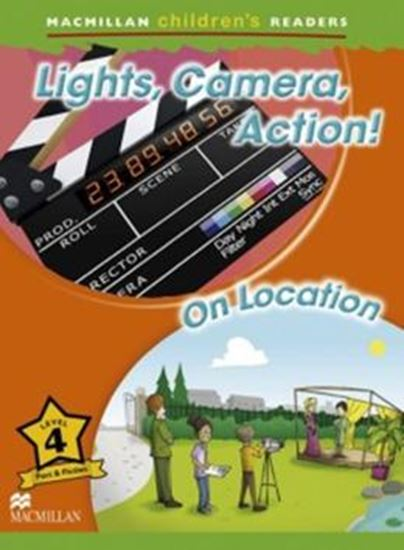 Picture of LIGHTS, CAMERA, ACTION! - ON LOCATION