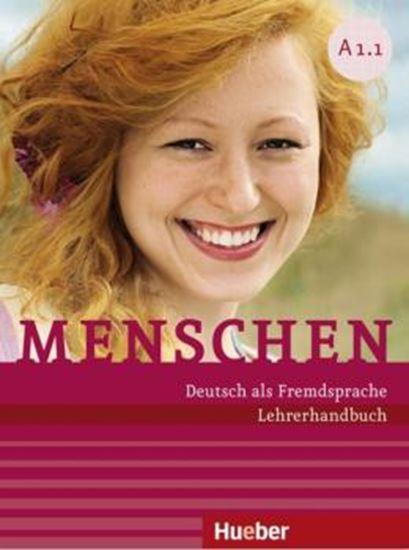Picture of MENSCHEN A1/1 LEHRERHANDBUCH
