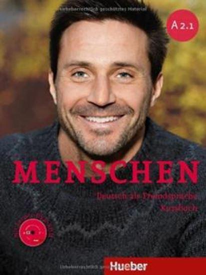 Picture of MENSCHEN A2/1 KURSBUCH MIT DVD-ROM