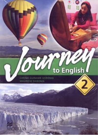 Picture of JOURNEY TO ENGLISH 2 SB/WB WITH AUDIO CD/CD-ROM