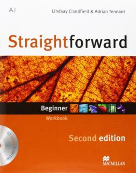 Picture of STRAIGHTFORWARD BEGINNER WORKBOOK WITH AUDIO CD (WITHOUT KEY) - 2ND ED